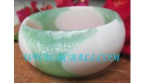 Handmade Resin Bangle