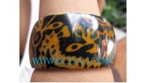 Ladies Resin Bangles