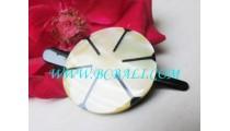 Seashell Hairpins For Fashion