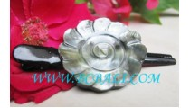 Shell Carving Hair Accessories