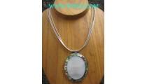 Pearl Necklaces Pendants