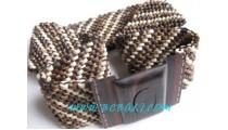 Organic Coconut Handmade Belt