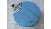 Pendant Turquoise Silver