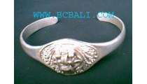 Bali 925 Sterling Silver Bracelets