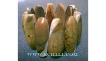 Bali Shells Bracelets