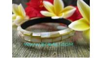 Balinese Style Shells Bracelets