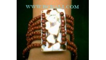 Beads Jewelry Shells Bracelets