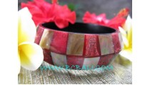 Beauty Bangles Mix Shells Resin