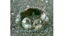 Dead Sea Shell Bracelets