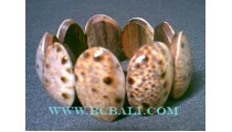 East Java Shells Bracelets