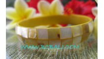 Fashion Ladies Bangles Shells