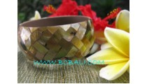 Fashion Woman Bangles Shells