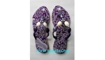 Batik Sandals