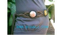 Mother Pearl Belt