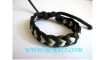 Bracelets By Genuine Leather