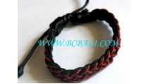 Fashion Bracelets By Leather Material