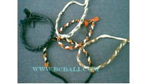 Leather Bracelets Suede