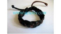 Woman Leather Bracelets