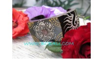 Bali Style Wooden Bangle