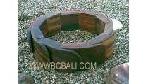 Bracelets Woods Bali