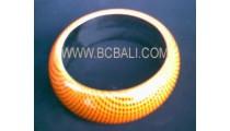 Bracelets Woods Batik Motif