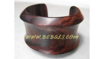 Casual Wooden Bangles