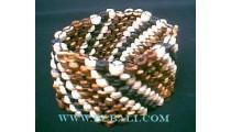 Coconut Bracelets Handmade