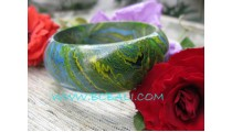 Wooden Color Bangles Fashion