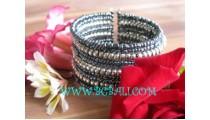 Bali Design Beads Bracelets