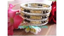 Balinese Beads Bracelet