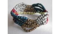 Bead Bracelet Assorted Color
