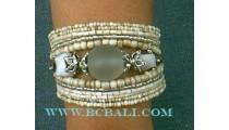 Beaded Rezin Bracelets