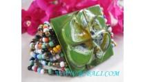 Clasps Beads Bracelets Bali