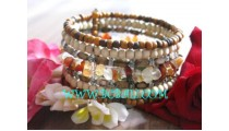 Beads Bracelets Combination Stone