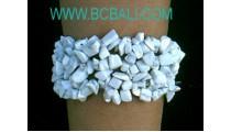 Coral Stone Bracelets Jewelry