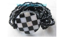 Fashion Shell Bead Bracelets