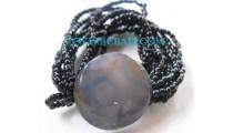 Fashion Stone Bead Bracelets