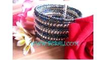 Handmade Bracelets From Beads
