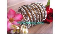 Indonesia Beads Bracelets
