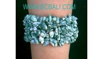 Ladies Coral Bracelets