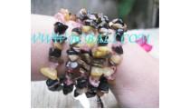 Mix Color Stone Bracelet