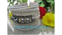 Natural Bead Bracelet Design