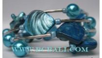 Sea Shells Beads Bracelets