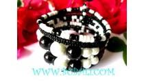 Stone & Beads Bracelets