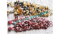Stone Bracelet Color