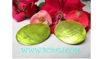 Woman Seashell Earrings