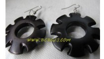 Black Woods Earring