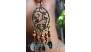 Made In Indonesia Earrings