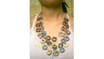 Coco Coin Necklace