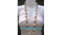 Shell Necklaces Handmade